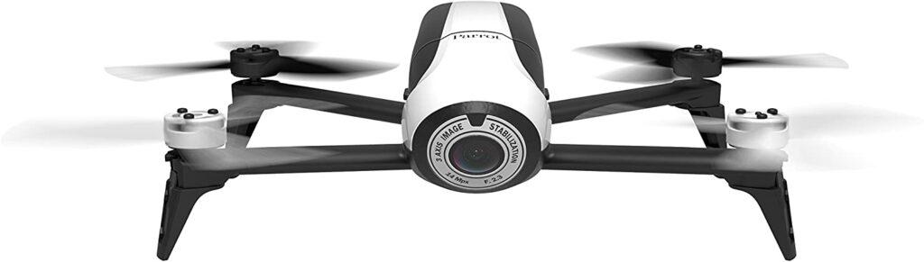 El Parret Bebot 2 es un dron con grandes prestaciones y resistencia.