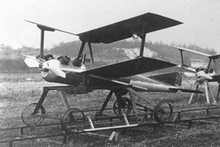 """""""El Bicho Kettering"""" primer dron de la era moderna"""